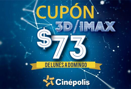 3D/Imax $73