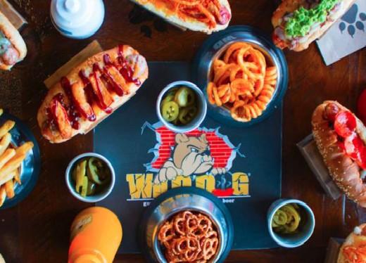 2 x 1 en Hot Dogs