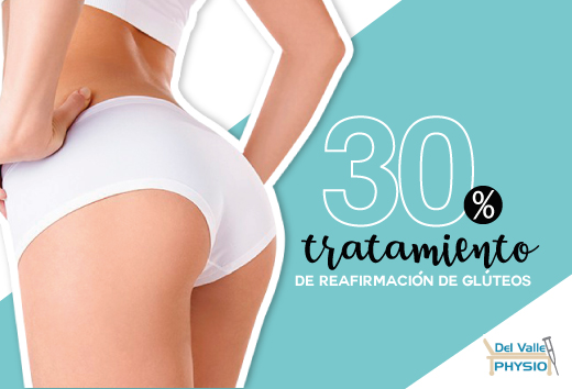 30% en Tratamiento de Reafirmación de Glúteos