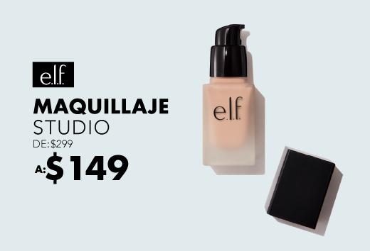 Maquillaje Studio de $229 a $149
