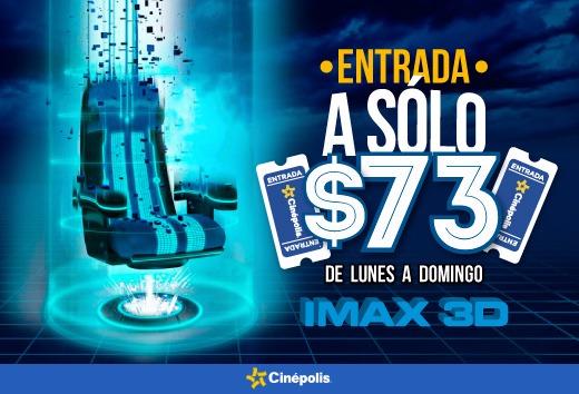 3D/Imax $74
