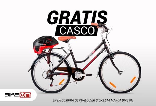 Casco GRATIS