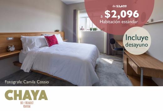 Habitación estándar por sólo $2,096