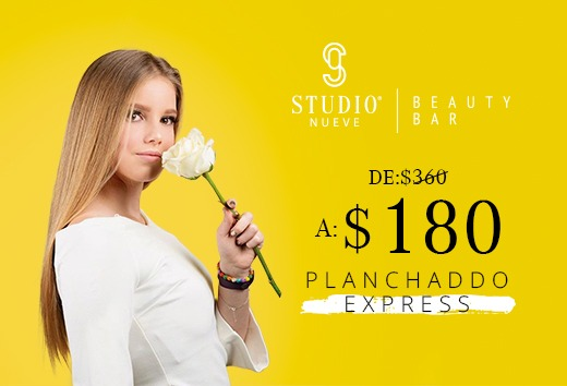 Planchado express por $180
