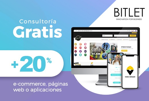 Consultoría GRATIS + 20% en cualquier servicio