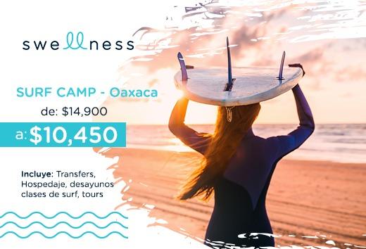 Surf Camp de $14,900 a $10,450