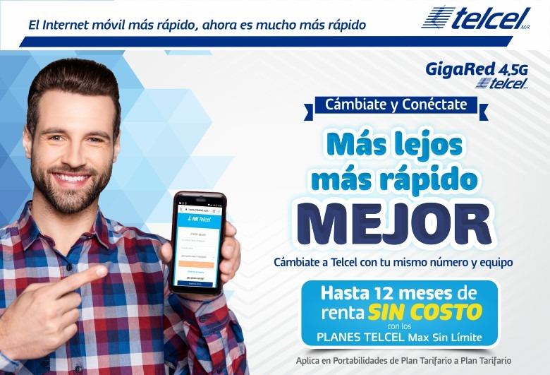 Cámbiate a Telcel