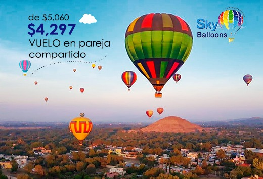 Vuelo + brindis + coffee break  + certificado $4297