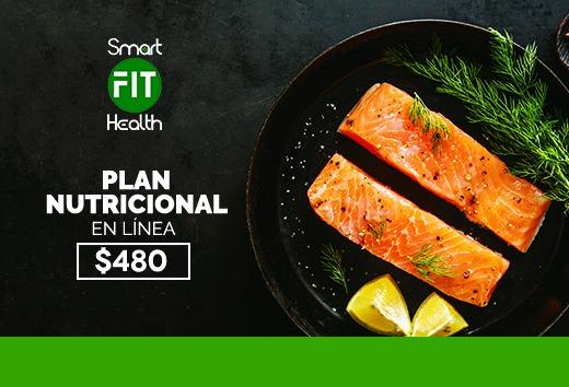 Plan Nutricional en línea por $480