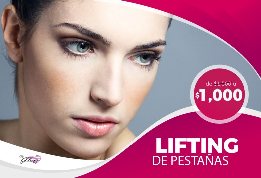 Lifting de Pestañas $1,000