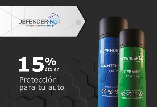 15% en protección para auto
