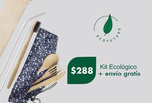 Kit ecológico + envío gratis $288