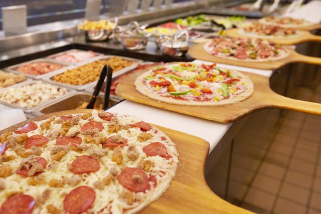 Pizza a tu gusto $159