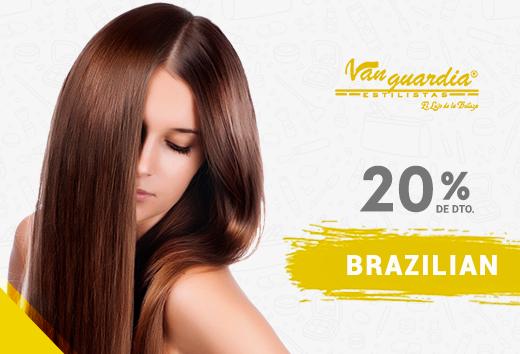 20% de descuento Brazilian