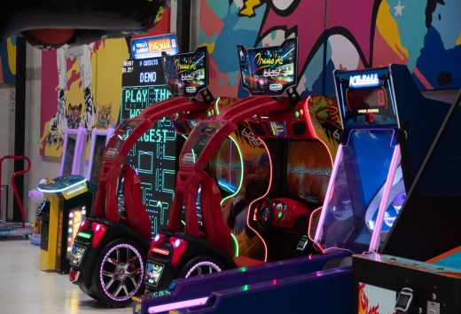 Circuito Extremo + Pista de patinaje + Arcade $220