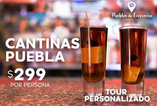 Cantinas Tour $299