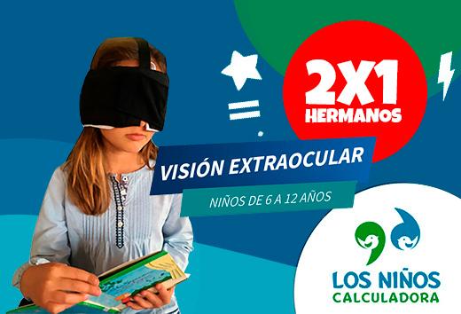 2x1 curso de visión extra ocular