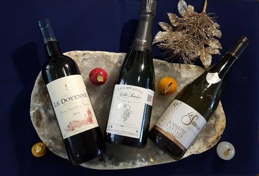 15% en cata de vino a domicilio