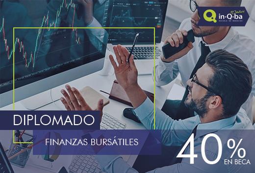 40% Diplomado en Finanzas Bursátiles