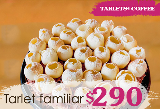 Tarlet familiar por $290