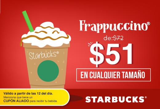 Frappuccino por $51