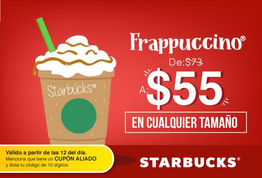 Frappuccino® $55